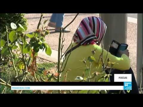 Women not allowed in Muslim areas in France