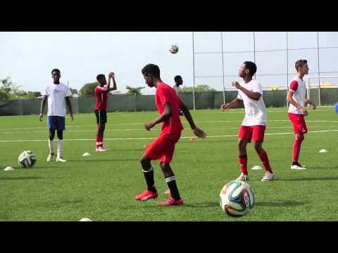 Elijah Downey- Barbados Soccer Player-July 2015