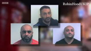 White hating, Muslim gang rape rampage of terror in Rotherham