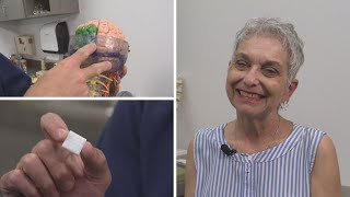 Arizona women's life forever changed for the better due to new brain tumor therapy