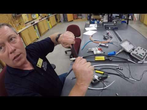 WITC Broadband Academy CATV Coax Cable Characteristics