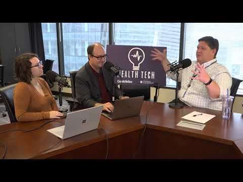 Health Tech Podcast: How tech is reinventing doctor's appointments