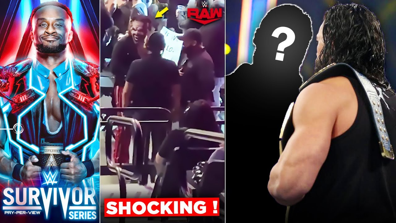 Roman Reigns NEXT OPPONENT CONFIRMED 2021 ! Survivor Series 2021 POSTER, Fiend FAN on RAW 2021