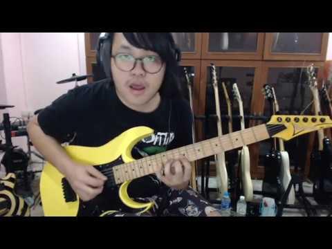 แป๚ะ-syndrome---มือลั่น---แจ๚ส-สปุ๚กนิค-ปาปิยอง-กุ๚กกุ๚ก-guitar-cover