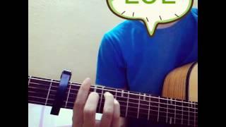 Nhắn gió mây rằng anh yêu em - Hoàng Hải - Guitar cover by Zen