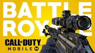 ASÍ ES el BATTLE ROYALE de COD MOBILE 😱 Call of Duty Mobile Gameplay en Español