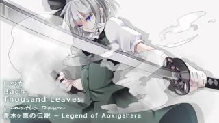 [東方 Touhou Metal/Rock] Lost - Thousand Leaves (HD 1080p)