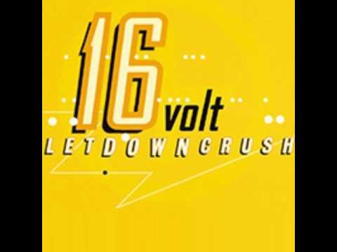 16volts - LetDownCrush (1996) full album