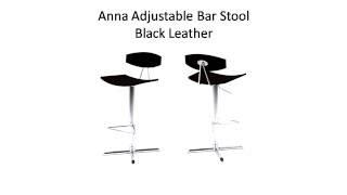 Anna Adjustable Bar Stools 3