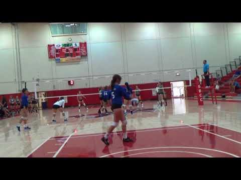 Cerritos College Volleyball vs West Valley 2