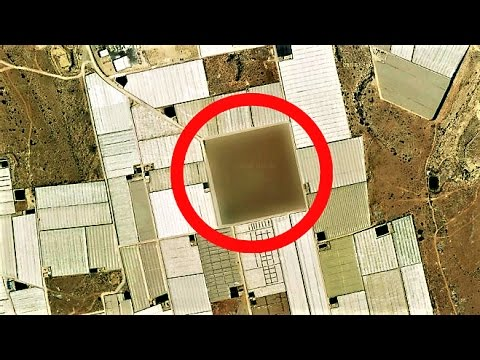 12 Secret Censored Places on Google Maps