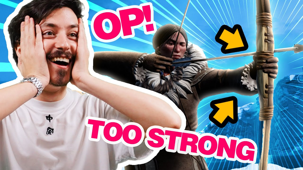 Is the Bow too OP in Dread Hunger?! - DREAD HUNGER