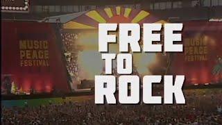 "Фильм ""Free to rock"" Трейлер. Создатели: С.Намин, Н.Бинкли, Д.Браун (режиссер). 2017"