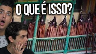 AS 10 FOTOS MAIS MISTERIOSAS DO MUNDO !!
