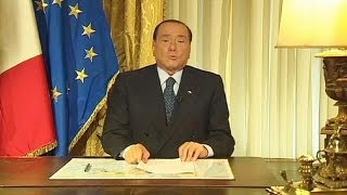 """Berlusconi-Fans: """"Silvio, wir brauchen Dich"""""""