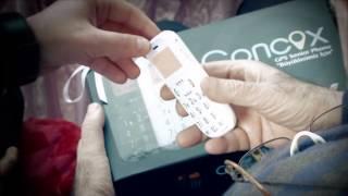 Concox GS503 Büyüklerimiz İçin Cep Telefonu (1 Yıllık Medline Hediyeli)
