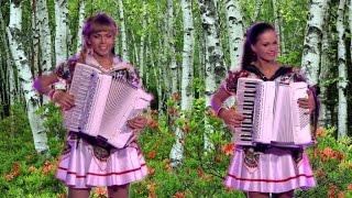 Смуглянка╰❥ОЧАРОВАТЕЛЬНЫЙ дуэт! ВИРТУОЗНАЯ игра на аккордеоне Girls on the accordion Играй гармонь!