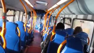 Route 27 Stagecoach Highlands Scania K230UB Enviro 300 28605 (SV61 CYE)