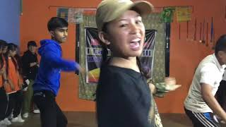 CITY SLUMS ll BASIC URBAN DANCE CHOREOGRAPHY ll RAJA KUMARI ft. DIVINE