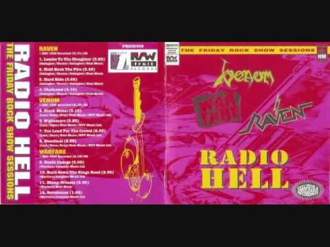 Venom - Radio Hell - The Friday Rock Show...