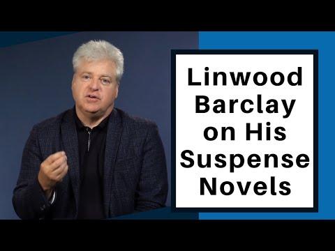 Linwood Barclay on his suspense novels