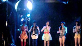 2011年11月12日土曜 大阪北堀江・club vijon 「GIRLS'...
