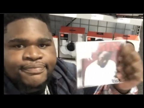 Fatboy SSE Buys All Kendrick Lamar's DAMN Albums in Best Buy