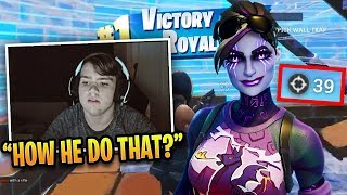 FaZe Sway DESTROYS Mongraal & Mitro in Fortnite Friday Tournament!