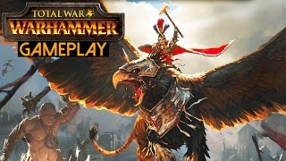 Total War: WARHAMMER Gameplay (PC HD)