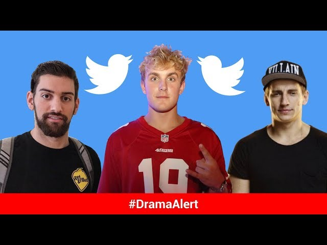 Jake Paul & Tory Lanez SONG? #DramaAlert VitalyzdTv VS Joey Salads IRL!!