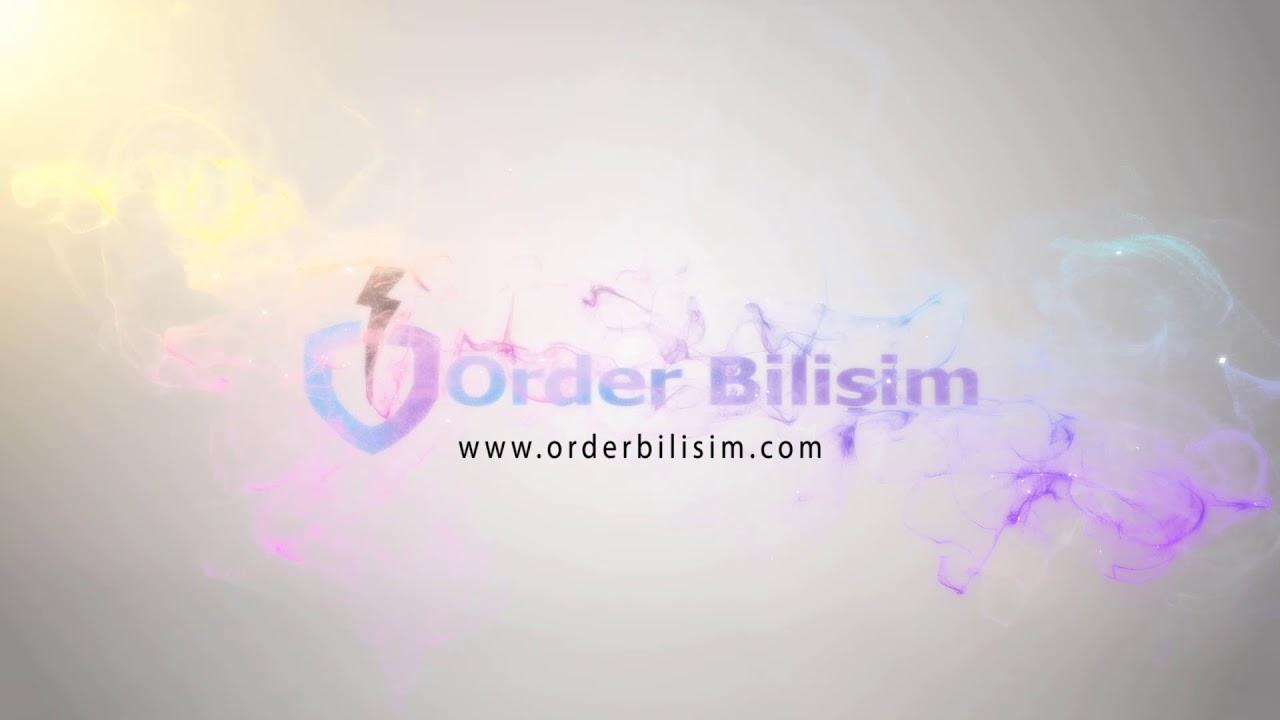 Order Bilişim İntro V2