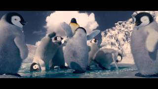Happy Feet 2 - Teaser trailer en español HD