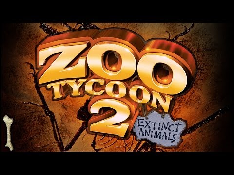 Zoo Tycoon 2: Extinct Animals | Let's Play #1 | Jurassic Tycoon.