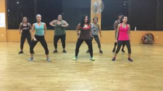 Gyal you A Party Animal Charley Black by Willibeth Zumba
