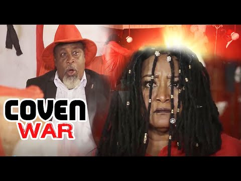 Coven War - (Complete New Movie) Ebele Okaro 2021 Latest Nigerian Movie.
