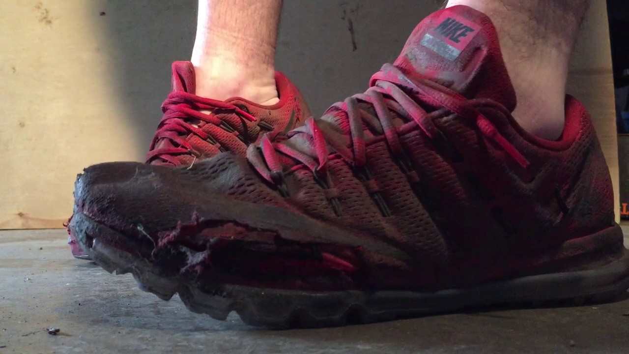 Almost Trashed Nike Air Max 2016 Beaters