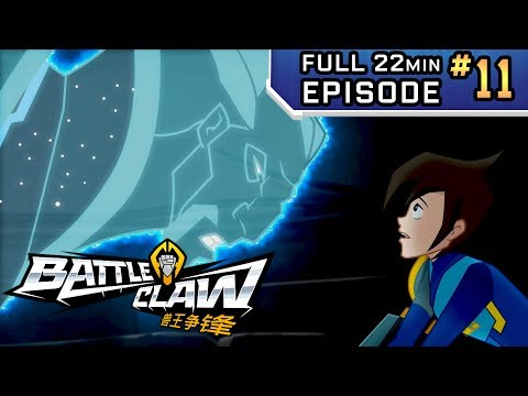The Lair of Mo Yan | BattleClaw Season 1 | Episode 11