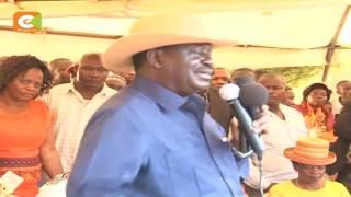 Rais aonya waandamanaji wa CORD: Asema wasijaribu kutupa mawe