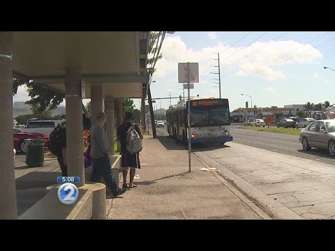 Acacia Road closure in Pearl City leads to detoured bus routes
