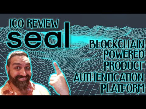 SEAL ICO Review | Product Authenticity On The Blockchain | Spreadsheet Access