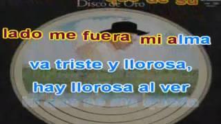 Karaoke - Adios Barrancas de Arauca - Eneas Perdomo