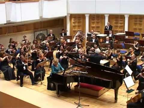 Gülsin Onay / Vladimir Ashkenazy - Rachmaninov 3rd concerto (2/2)