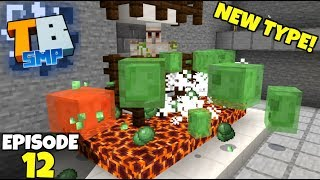 Truly Bedrock Episode 12! New Slime Farm, And Thunder Shrine! Minecraft Bedrock Survival Let's Play!