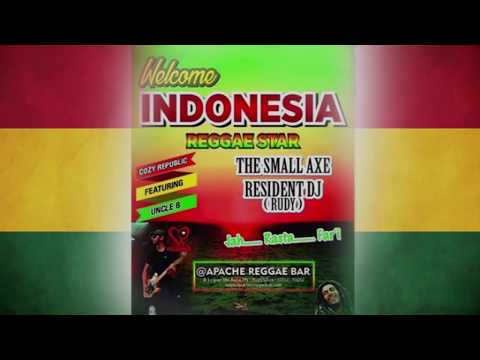 Cozy Republic Ft Uncle B - Kugadaikan cintaku (Live In Apache Reggae Bar, Bali)