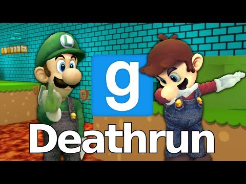 BACK TO THE ROOTS - Garry's Mod: Deathrun [German/HD] thumbnail
