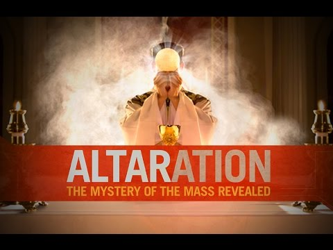 Image result for altaration the mystery of the mass series