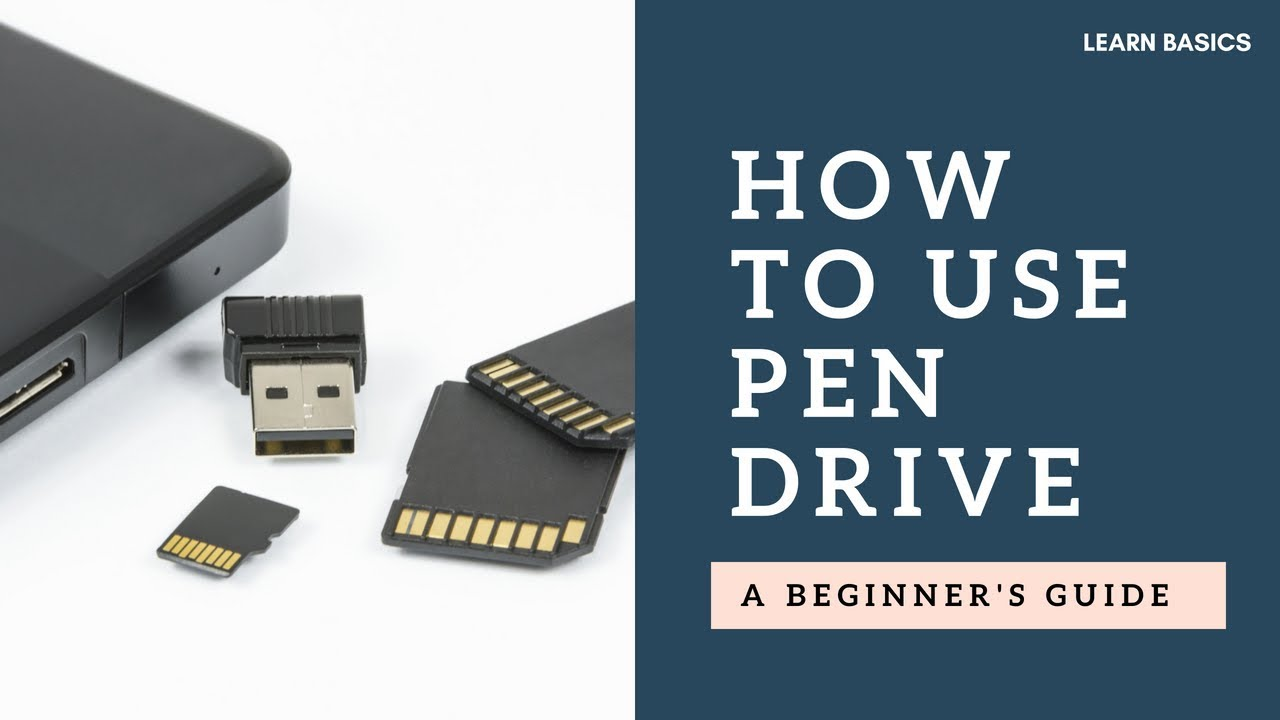 How to use a flash drive 63