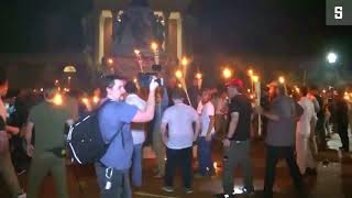 """Tumulte bei Stadtratssitzung in Charlottesville: """"Ich kriege das nicht aus meinem Kopf"""""""