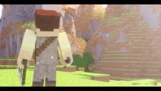 The Last Flower in Minecraft - Minecraft Cartoon for Kids