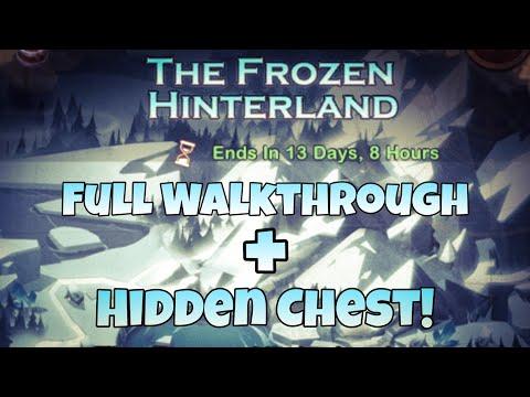 AFK Arena   Frozen Hinterland Full Walkthrough - New Voyage of Wonders  